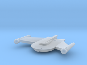 3788 Scale Romulan Snipe Frigate MGL in Smooth Fine Detail Plastic