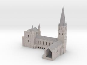 1/720 Hogwarts - Transfiguration Courtyard in Full Color Sandstone