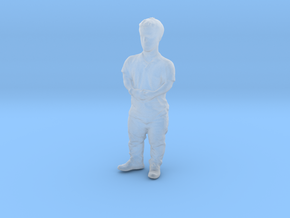 Printle C Homme 224 - 1/87 - wob in Smooth Fine Detail Plastic