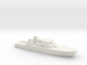 Kingston Class 1/1250 in White Natural Versatile Plastic