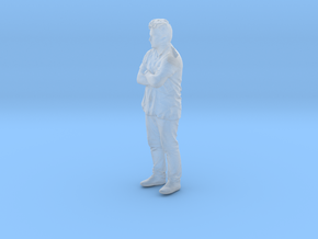 Printle C Homme 234 - 1/87 - wob in Smooth Fine Detail Plastic