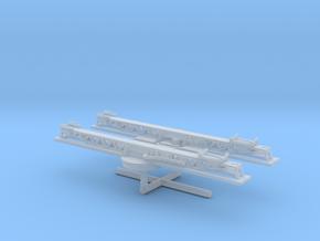 1/600 USN Catapult P-6 Set in Smoothest Fine Detail Plastic