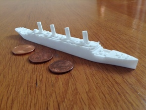 Titanic 1:1800 in White Strong & Flexible