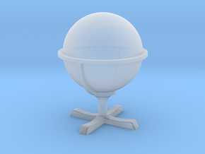 1/56th Globe in Smooth Fine Detail Plastic