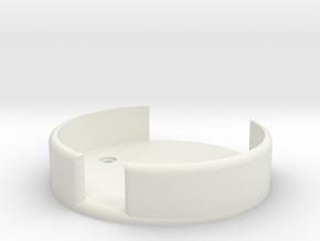 bose houder ,print op 1,02 in White Natural Versatile Plastic