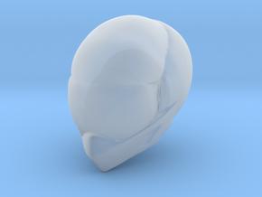 1/8 Formula Racing Helmet in Smooth Fine Detail Plastic