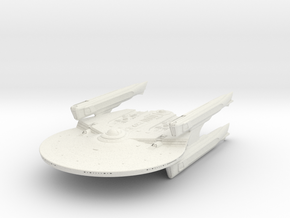 Falcon Class C  MedicalCruiser in White Natural Versatile Plastic