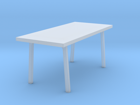 Miniature Vastanby Table - IKEA in Smooth Fine Detail Plastic: 1:24