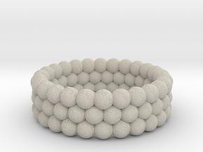 V4 - Ring in Natural Sandstone