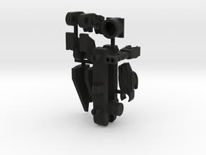 Infantry Jaguar's Power-Up in Black Natural Versatile Plastic
