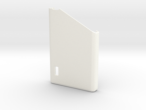 Fairphone Casing Bottom in White Processed Versatile Plastic