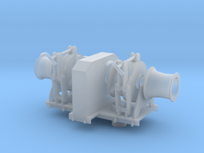 Anchorwinch 1-50 in Smooth Fine Detail Plastic