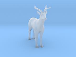 Printle Thing Deer - 1/43.5 in Smooth Fine Detail Plastic