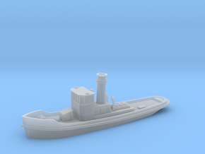 1:350 Harbor tug  in Smoothest Fine Detail Plastic