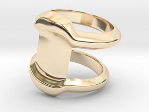 Imperium in 14K Yellow Gold