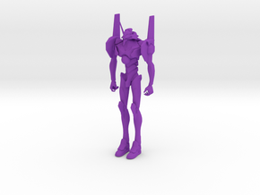 1/700 EVA 01 in Purple Strong & Flexible Polished