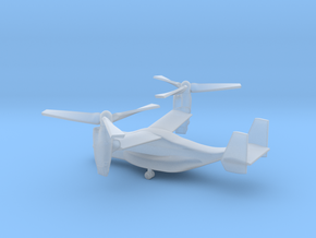 Bell Boeing V-22 Osprey in Smooth Fine Detail Plastic: 1:350