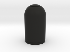 Apple Pencil Replacement Cap in Black Premium Versatile Plastic