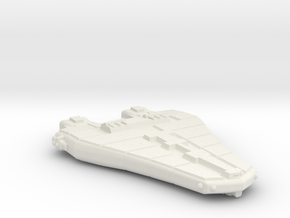 3125 Scale Vulpa Blockade Runner MGL in White Natural Versatile Plastic