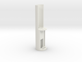 Main Chassis Darth Sidious Saber - Prizm v5.1 in White Natural Versatile Plastic