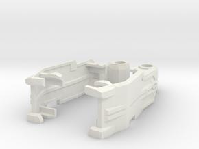 TR PMOP Arm Upgrade Set A in White Premium Versatile Plastic