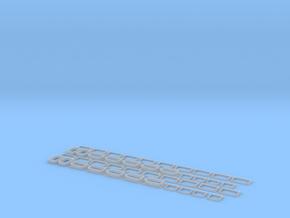 IC2000 Fenstersatz Scale TT in Smooth Fine Detail Plastic