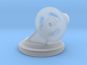 DShK Pedestal mount 1:35 scale in Smooth Fine Detail Plastic