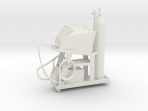 Printle Thing Soldering Station - 1/24 in White Natural Versatile Plastic