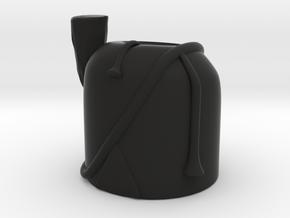 1 x Bearskin in Black Premium Versatile Plastic