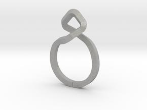 A-LINE Dancing D.011 Sharp, US size 5, d=15,5mm in Aluminum: 5 / 49