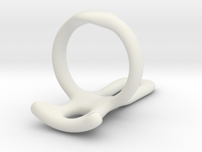 Ring splint for Abcantal US 4 1/2 L10 L20 in White Premium Strong & Flexible