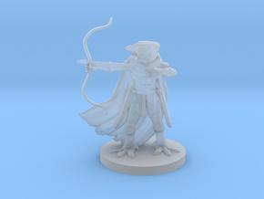 Ravenfolk Ranger in Smooth Fine Detail Plastic