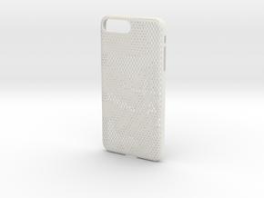 iPhone 7 & 8 Plus Case_Stormtroopers in White Premium Versatile Plastic