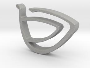Lotus Elise / Exige trinket tray divider in Aluminum