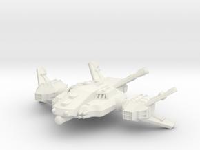 Ryuushi Warleader in White Premium Versatile Plastic
