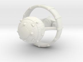 Belter Battlewagon v2 in White Premium Strong & Flexible