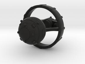 Belter Battlewagon v2 in Black Premium Versatile Plastic