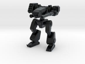 Terran Combat Walker in Black Hi-Def Acrylate