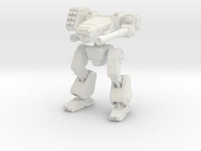 Terran Combat Walker in White Premium Versatile Plastic