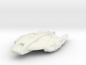 Xuvaxi Aggressor in White Premium Versatile Plastic