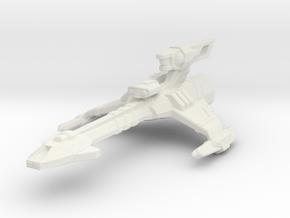 Ngaksu Lightning in White Premium Versatile Plastic