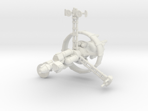 Belter Scout in White Premium Versatile Plastic