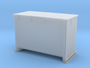 1/35 DKM 10.5cm Ammo Box in Smooth Fine Detail Plastic