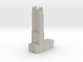 900 North Michigan (1:2400 scale) in Natural Sandstone
