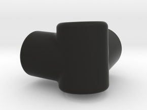 R2 - Makerchair in Black Natural Versatile Plastic