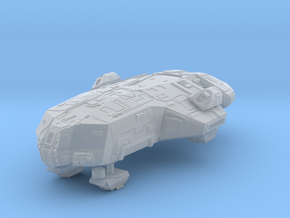 "Kushan ""Tempest"" Corvette in Smooth Fine Detail Plastic"