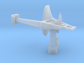 1:700 Scale AN/SPS-30 RADAR in Smoothest Fine Detail Plastic