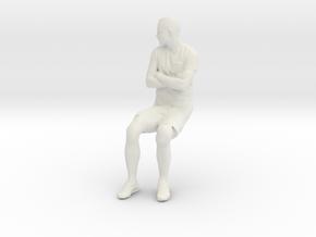 Printle C Homme 1062 - 1/24 - wob in White Natural Versatile Plastic