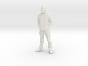 Printle F Homme Alphonse Aerola - 1/24 - wob in White Natural Versatile Plastic