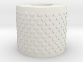 Gotoh Tuning button in White Natural Versatile Plastic